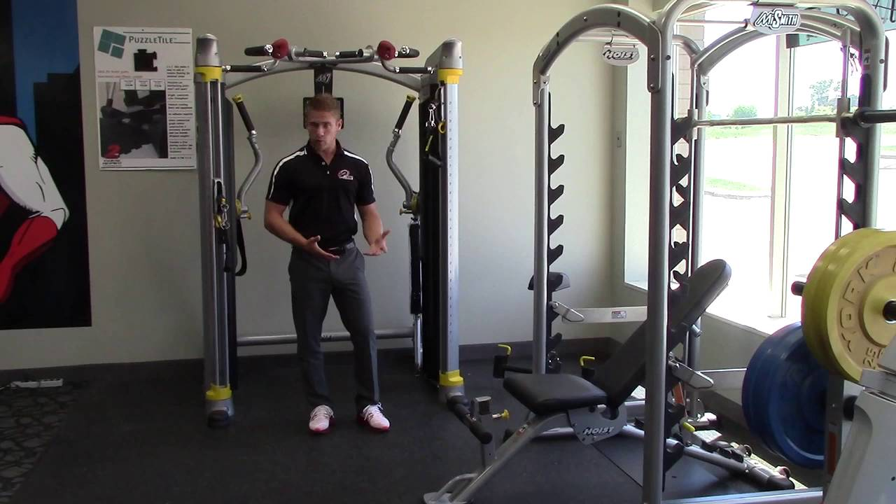 Hoist mi home gym nd wind exercise equipment youtube