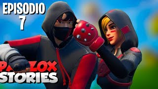 IKONIK INNAMORATO DI MOXIE 🎬 FILM 🎬 Fortnite Stories X - EPISODIO 7
