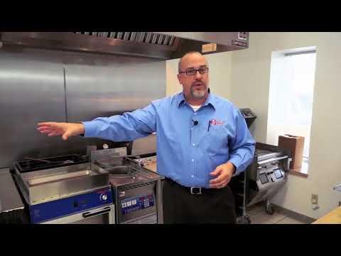 Broaster Chicken - The  Equipment   Part 2 Of 3