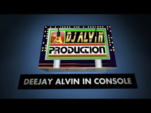 Intro Deejay alvin in Console