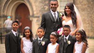 Short Wedding Video, Samantha & Gavin