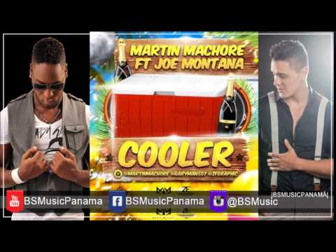 Martin Machore Ft Joe Montana - Cooler