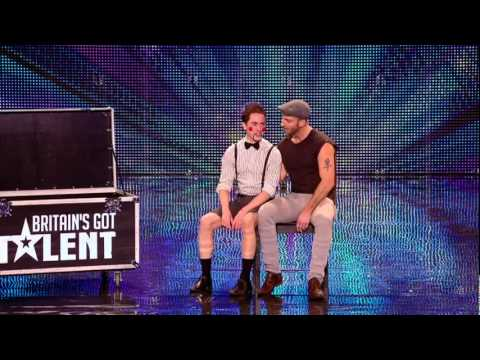 Britain's Got Talent 2012_ James Ingham and Ed Gleave audition