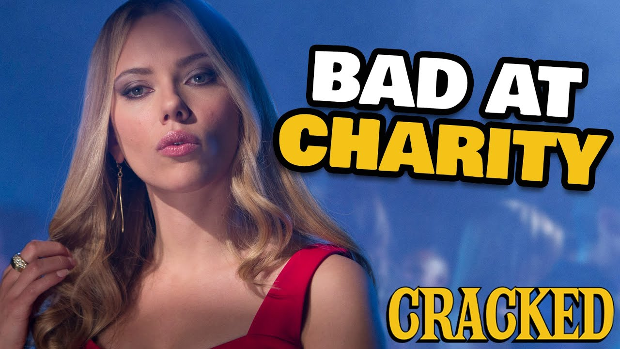 The Dark Side of Celebrity Charity | Cracked Explains