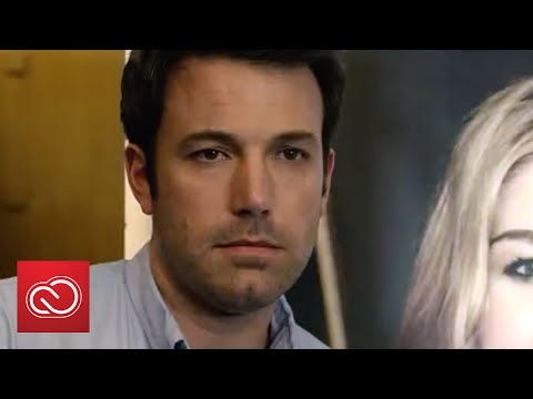 Gone Girl goes from raw 6K footage to Hollywood thriller with the power of Adobe Premiere Pro CC