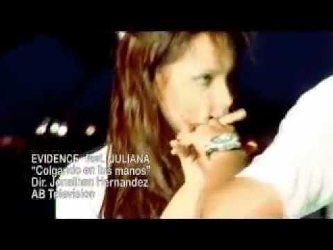 Evidence  Feat Juliana - Colgando en tus manos