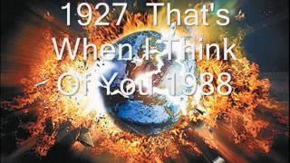 1927 - That