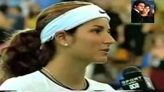 Roger Federer With His Wife Mirka Federer  An Interview