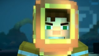 Minecraft: Story Mode - Sea Temple - Season 2 - Episode 1 (5)