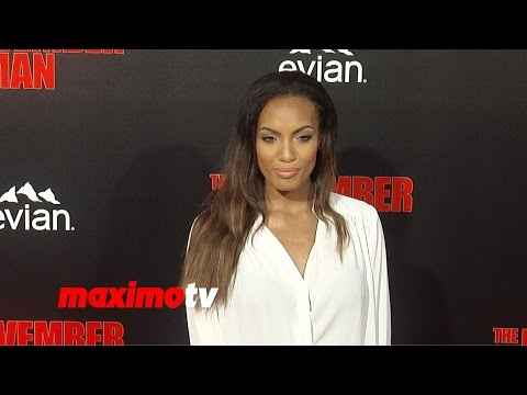 Ciera Foster | The November Man Premiere | Red Carpet Arrivals
