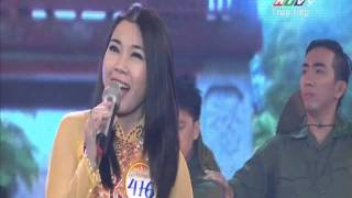 Bài ca Hà Nội - Thiên Phú (Chung kết 1 - Hát về thời hoa đỏ)