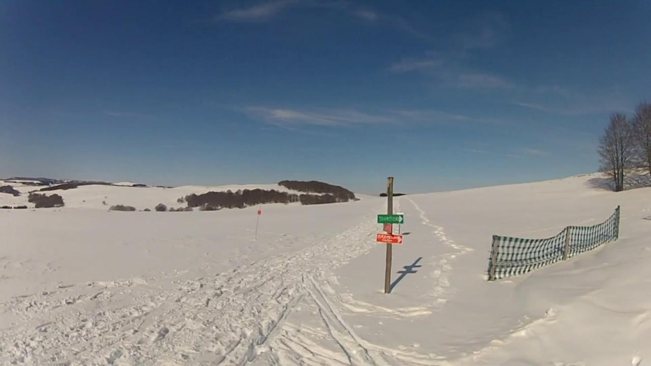 neige aubrac 2013
