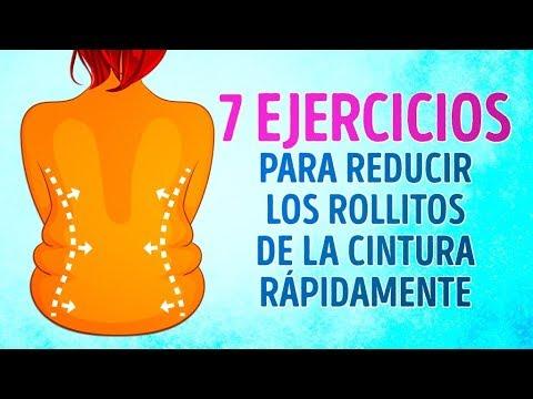 Ejercicios para adelgazar grasa lateral