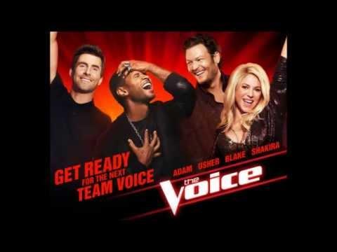 """Shakira & Blake Shelton """"Need You Now"""" (Audio)"""