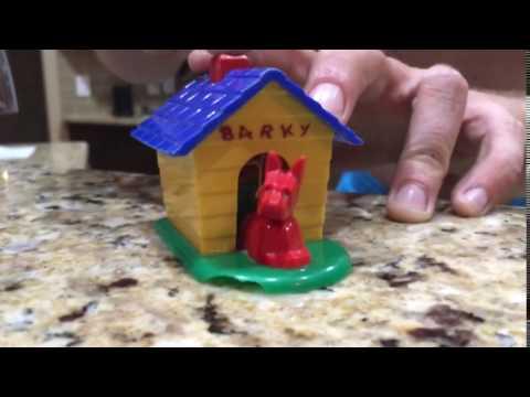 Ideal toys Barky the dog
