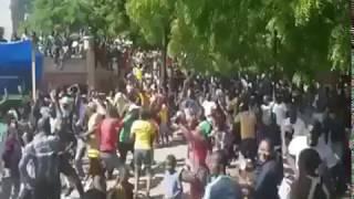 Baixar Comemoração dos haitianos após o primeiro gol do Brasil contra a Costa Rica ( Copa Rússia 2018 )