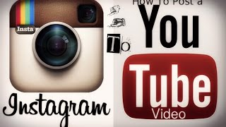How to Post YouTube Videos and Crop them to Instagram [For IOS]