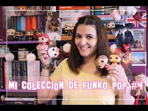 Mi colección de Funko Pop #4 (Disney, Harry Potter, Teen Wolf...) | El olor a libro nuevo