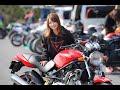 路面はウエット! 平嶋夏海が「ダンロップ・オートバイ杯ジムカーナ2019」開幕戦で公…