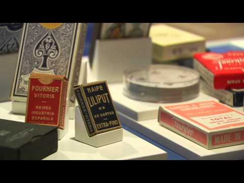 Museum of Playing Cards - Vitoria-Gasteiz, Spain