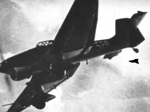 Ju 87 Stuka siren