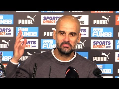 Newcastle 0-1 Manchester City - Pep Guardiola Post Match Press Conference - Premier League #NEWMCI