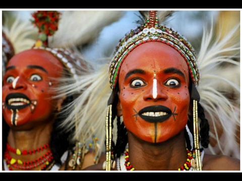 African tribal rituals and ceremonies, Lifestyle   Culture   Vodaabe tribe[Part 5]
