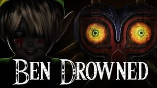 """Ben Drowned"" by Jadusable 