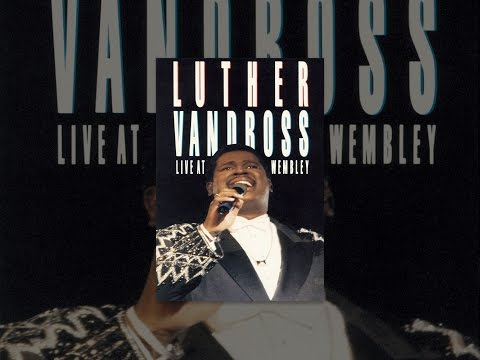 Luther Vandross: Live At Wembley