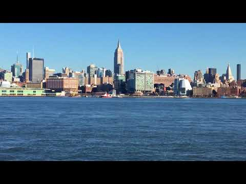 Walking Tour of Hoboken, New Jersey