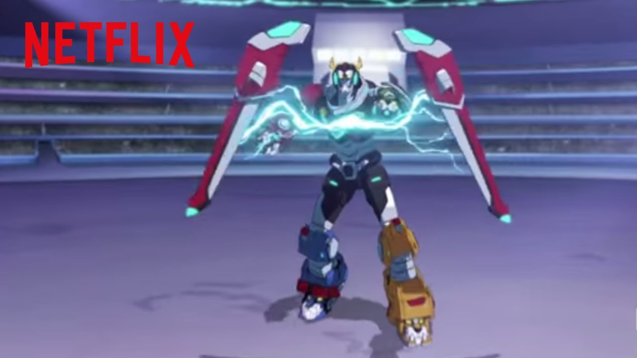 Voltron | Season 4 Trailer [HD] | Netflix