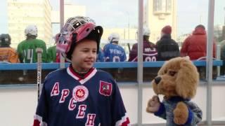 С добрым утром, малыши! - Почемучка - Трус не играет в хоккей! (часть 2)