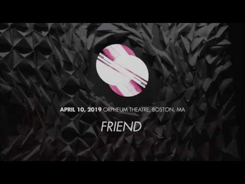 "Ghosts of the Forest - 04/10/2019 - ""Friend"""