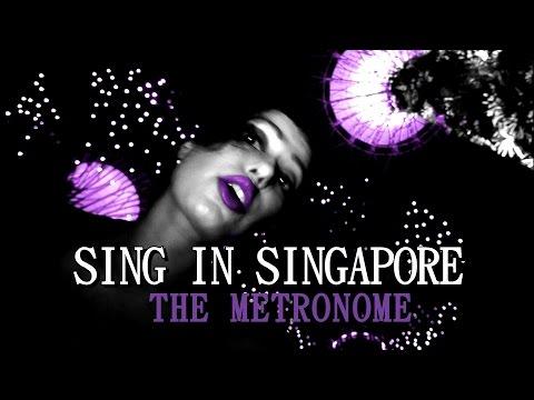SING IN SINGAPORE | Song Vlog Video 06 | The Metronome | Sawan Dutta