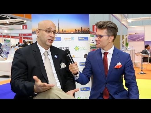 We are THE portal to the Middle East solar PV market - Hadi Tahboub, President, MESIA