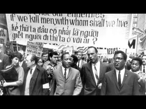 MLK's Radical Final Years: Civil Rights Leader Was Isolated After Taking On Capitalism & Vietnam War