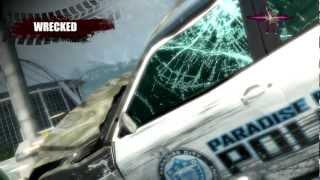 PC Burnout Paradise City Ultimate Crashes 720p HD