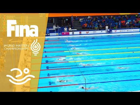 LIVE - Swimming Day 3: Duna Arena Pool A | FINA World Masters Championships 2017 - Budapest