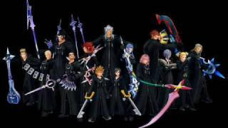 Kingdom Hearts 358/2 Days - Xion Boss Battle Theme [EXTENDED] + MP3 Download Link