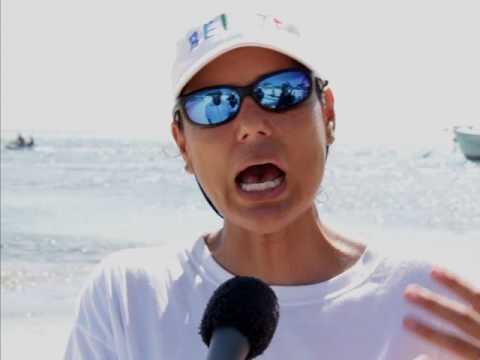 San Pedranos Gather to Oppose Offshore Oil Activity