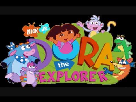 Dora la Exploradora principal