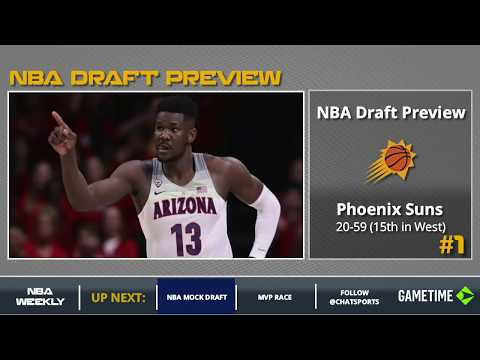 2018 NBA Mock Draft: Lottery Pick Edition