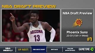 2018 NBA Mock Draft: Lottery Pick Edition