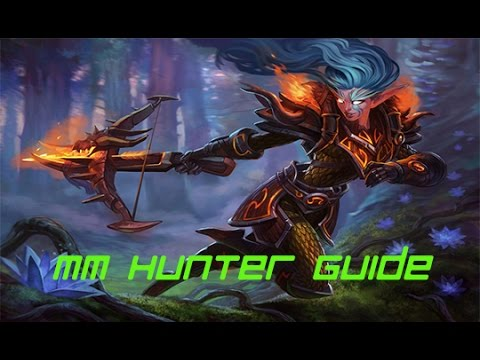 100 MM Hunter Guide - Warlords Of Draenor Hunter PvP Guide - Patch 6.0.3