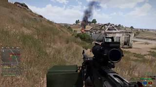 Arma 3 - Gameplay ITA - King of the Hill - Gli amici non si abbandonano MAI!!!