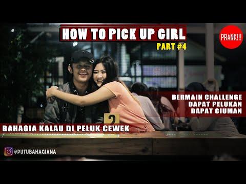 TRIK MUDAH DAPAT PELUKAN HANGAT DARI WANITA (HOW TO PICK UP GIRL #4)