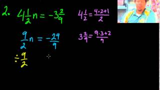 Equations with Rational Coefficients