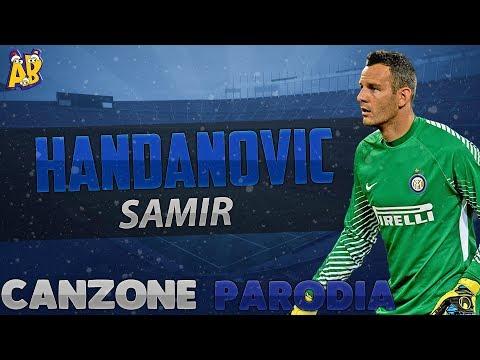Canzone Samir Handanovic - (Parodia) Thegiornalisti - Riccione