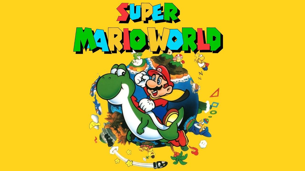 Super Mario World - Course Clear (Restored WIP)
