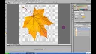 Уроки фотошоп для каждого как создать анимацию листа